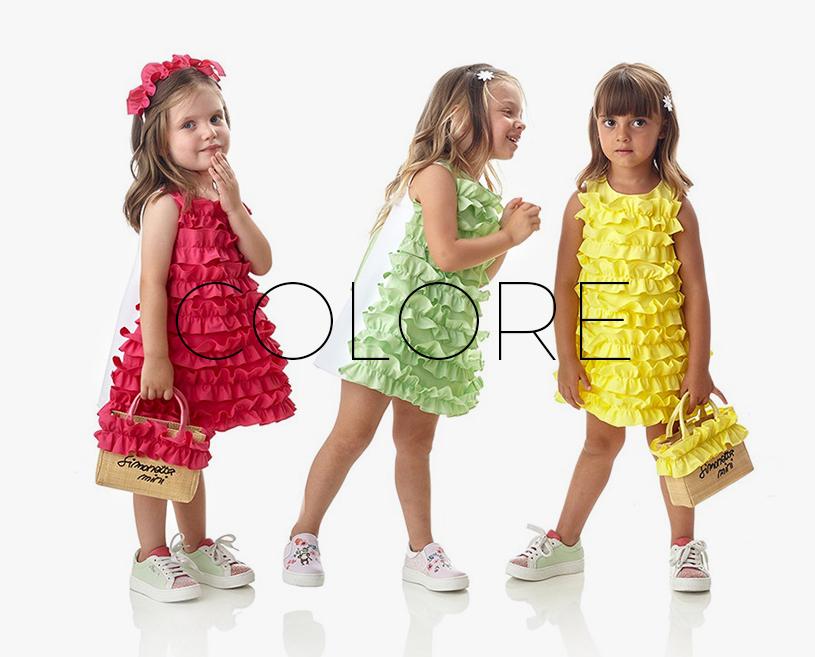 5c76bdcecf Shopping online per bambini: i colori di tendenza | Kids